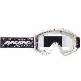 Okuliare N1, NOX (biele / čierne)