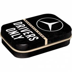 Retro Mintbox Mercedes-Benz