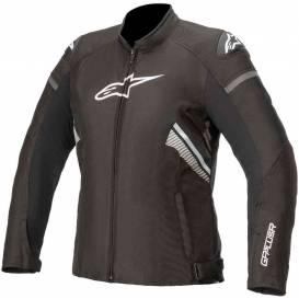 Jacket STELLA T-GP PLUS R 3, ALPINESTARS, women's (black / white)