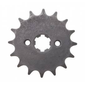Řetězové kolečko přední enduro 110/125 (17mm)