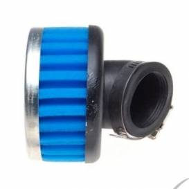 Air filter Sunway Blue 32mm - curved