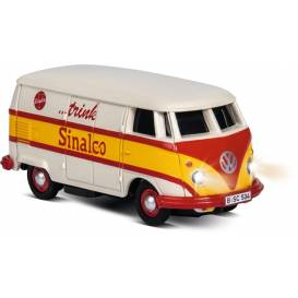 CARSON VW T1 Van Silanco 1:87, LED, fully proportional, 100% RTR