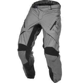 Pants PATROL XC, FLY RACING (gray)