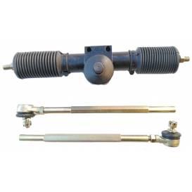 Buggy 125cc steering mechanism