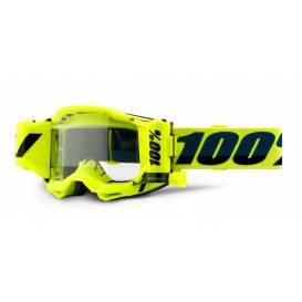 ACCURI 2 100% - USA, FORECAST glasses yellow - clear plexiglass