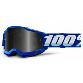 ACCURI 2 100% - USA, Sand glasses blue - smoky plexiglass