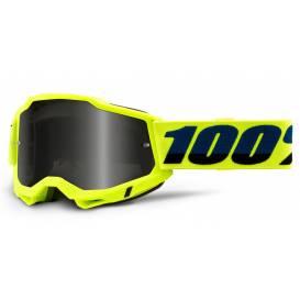 ACCURI 2 100% - USA, Sand glasses yellow - smoky plexiglass