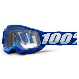 ACCURI 2 100% - USA, OTG glasses blue - clear plexiglass