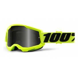 STRATA 2 100% - USA, Sand glasses yellow - smoky plexiglass