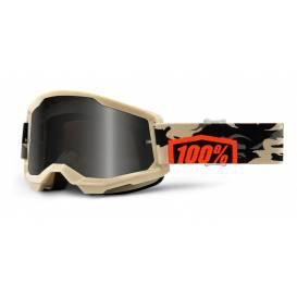 STRATA 2 100% - USA, Sand glasses Kombat - smoky plexiglass
