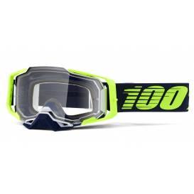 ARMEGA 100% - USA, Deker glasses - clear plexiglass