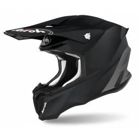 Helmet TWIST 2.0 COLOR, AIROH - Italy (black-matt) 2021
