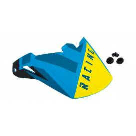 Kšilt pro přilbu ELITE, FLY RACING - USA (modrá/černá)