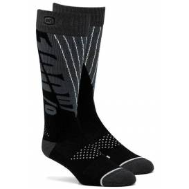 TORQUE socks 100% (black / gray)