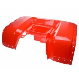 Rear fender red BS250S-5