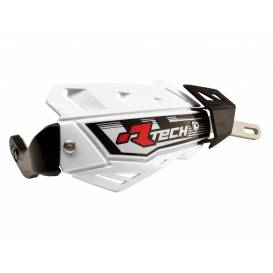 Lever covers FLX ALU, RTECH (white, without mounting kit - must be purchased separately)