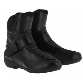 Topánky STELLA VALENCIA WATERPROOF, ALPINESTARS, dámske (čierna)