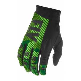 Gloves EVO 2020, FLY RACING (green / black)