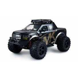 WARRIOR Desert Truck 4WD, 1:10, metal tuning parts, up to 45 km / h, IPx4, RTR, gold