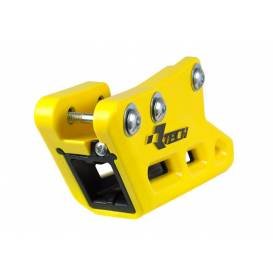 Chain guide R2.0 Suzuki, RTECH (yellow-black)