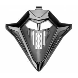 Kryt Bradovci ventilácia pre prilby COMMANDER, AIROH - Taliansko (veľ. L - 2XL, čierna mat)
