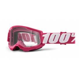 LOSS 2 100% - USA, children's Fletcher glasses - clear plexiglass