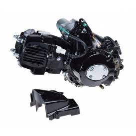 125cc engine (4-speed, without reverse with classic clutch)