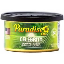Osvěžovač vzduchu Paradise Air Organic Air Freshener, vůně: Celebrity