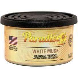 Osvěžovač vzduchu Paradise Air Organic Air Freshener, vůně: White Musk