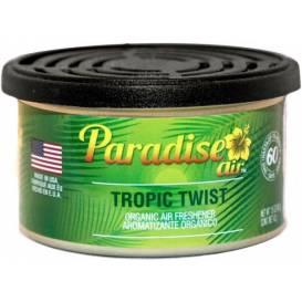 Osvěžovač vzduchu Paradise Air Organic Air Freshener, vůně: Tropic Twist