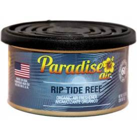 Osvěžovač vzduchu Paradise Air Organic Air Freshener, vůně: Rip Tide Reef