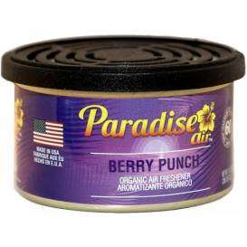 Osvěžovač vzduchu Paradise Air Organic Air Freshener, vůně: Berry Punch
