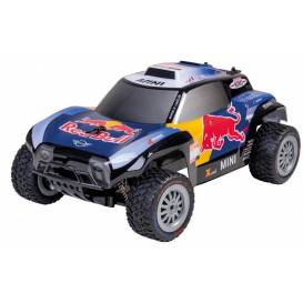 Red Bull X-raid Buggy 1:16, 2WD, licensed, fully sprung
