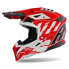 AVIATOR 3.0 Rampage, AIROH - Italy (glossy red) 2021