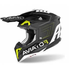 AVIATOR 3.0 Primal, AIROH - Italy (matt yellow) 2021