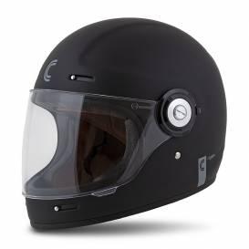Fiber helmet, CASSIDA (matt black)