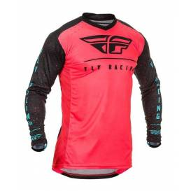 Jersey LITE 2020, FLY RACING (red / black / blue)
