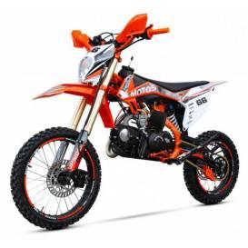 Motocykl XMOTOS - XB66 125cc 4t 17/14