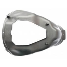 Venkovní plast přihrádky XRS01/XRS02 - černý