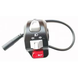 Multifunkční ovladač X-scooters XR09/XR10