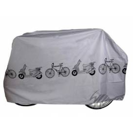 Tarpaulin for motorcycles and ATVs Sunway - size L
