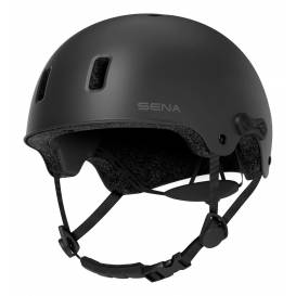 Universal sports helmet with headset Rumba, SENA (matt black)