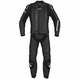 Two-piece jumpsuit LASER TOURING, SPIDI (black / white)