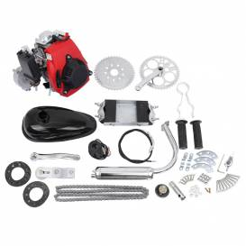 Motor kit for motorcycle 49cc 4-stroke (additional engine for four-stroke bike)