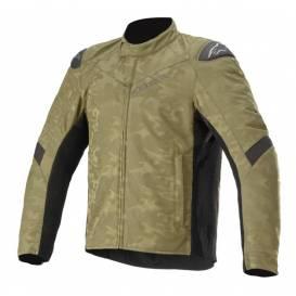 Jacket T SP-5 RIDEKNIT 2021, TECH-AIR 5 compatible, ALPINESTARS (green camo / black)