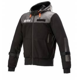 Jacket SHOTARO HOODIE collection DIESEL JEANS 2021, ALPINESTARS (black)