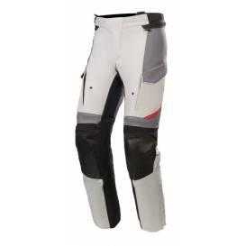 Pants ANDES DRYSTAR 2021, ALPINESTARS (light gray / dark gray / black / red)