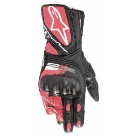 Gloves STELLA SP-8 2021, ALPINESTARS, women's (black / white / pink)