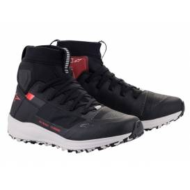 SPEEDFORCE 2021 shoes, ALPINESTARS (black / white / red)
