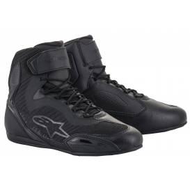 STELLA FASTER-3 RIDEKNIT 2021 shoes, ALPINESTARS, women's (black / gray anthracite)